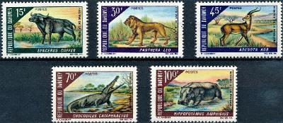 Fauna - Dahome