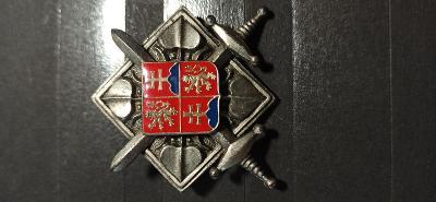 Odznak vysoká škola ČSFR