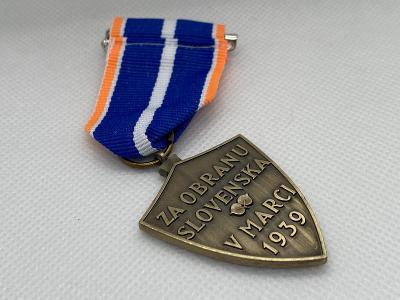 Za obranu slovenska v marci 39