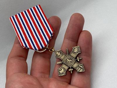 CZSK kříž vyznamenání
