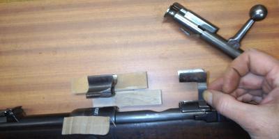 Puška Gewehr 88 montáž na optiku suhlská
