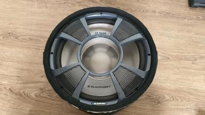 Subwoofer s válcovou ozvučnicí Blaupunkt GTt 1200