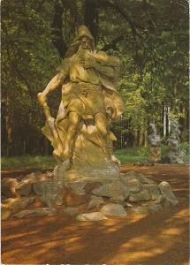 SOVA 2/ VF prošla-marianske lazně socha krakonoš