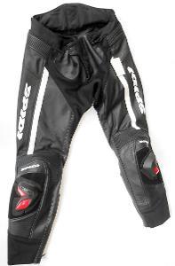 Kožené kalhoty SPIDI - vel. M/50, pas: 90 cm