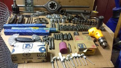 Nástroje a nářadí mix