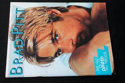 Brad Pitt - Photo Book (k32)