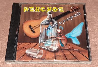 CD - Alkehol - Alkohol,to je moje milá (1998)