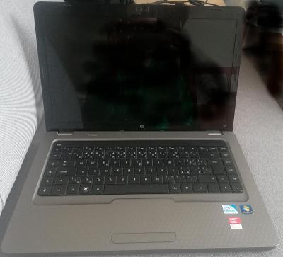Notebook HP G62-b70SC