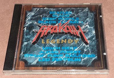 CD - Arakain - Legendy (1995)