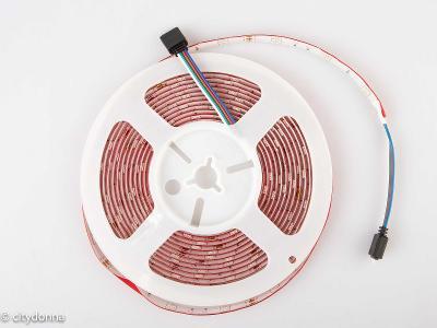 LED pásek Solmore 5 metrů/ RGB/ 16V/ 24W/ Od 1Kč
