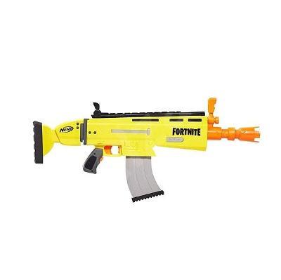 Nefunkční a pouze pro podnikatele: Dětská pistole Nerf Fortnite Ricky