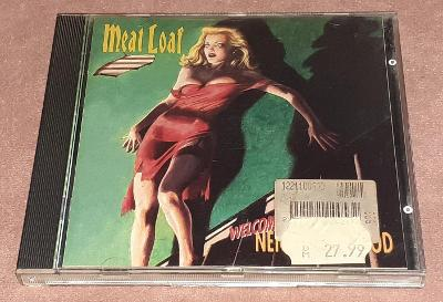 CD - Meat Loaf - Welcome To The Neighbourhood (1995)