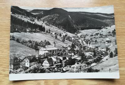 Pohled  Krkonoše - Velká  Úpa