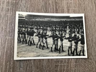 Sletová dopisnice- Všesokolský slet 1938