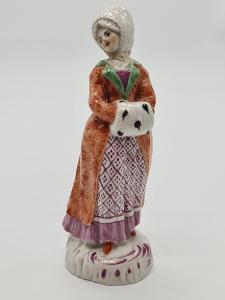 Porcelánová soška, figurka