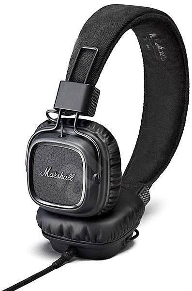 Nefunkční a pouze pro podnikatele: Sluchátka Marshall Major II