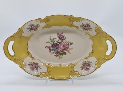 Velká porcelánová mísa porcelánka Stará Role( Altrohlau)