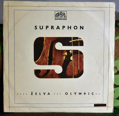 LP Olympic - Želva 1. vydání 1968 Mono