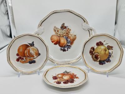 Porcelánový set talířů Rosenthal