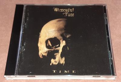 CD - Mercyful Fate - Time (1994) / (Stav-NM)