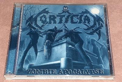 CD - Mortician - Zombie Apocalypse (1998) / (Stav-NM)