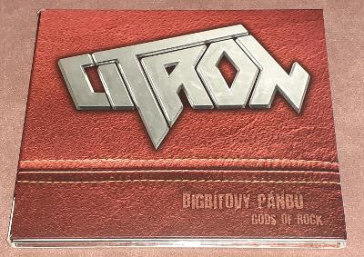 CD - Citron - Bigbítový Pánbů / Gods Of Rock (2010) / (Stav-Mint)