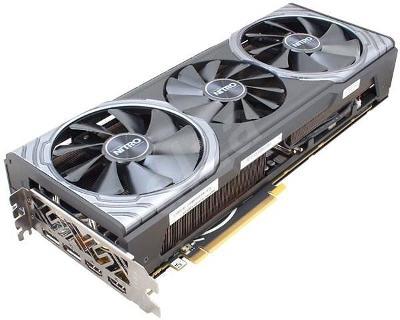 Nefunkční a pouze pro podnikatele: SAPPHIRE NITRO+ Radeon RX Vega