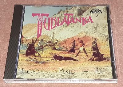 CD - Tublatanka - Nebo - Peklo - Raj  (1991) / (Stav-NM)