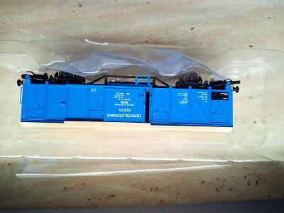 Poštovní vagon csd