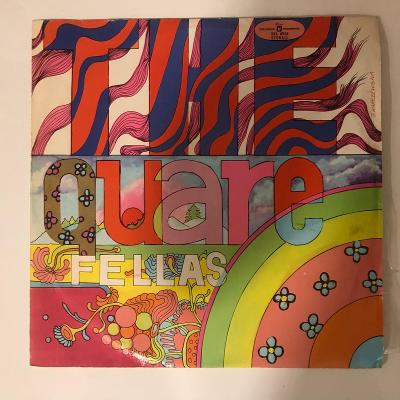 The Quare Fellas – At Home - LP vinyl - aukce od 1,- Kč