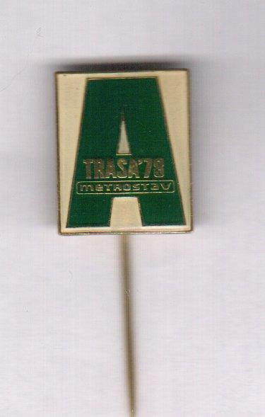 METRO TRASA A 1978