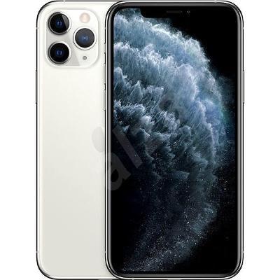 Mobilní telefon iPhone 11 Pro 512GB stříbrná