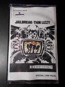 THIN LIZZY .............. IMPORT USA ! / MC originál kaseta
