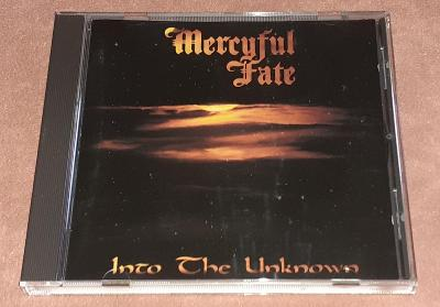CD - Mercyful Fate - Into The Unknown (1996) / (Stav-NM)