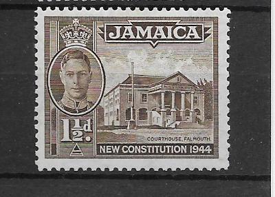 Jamajka - GB kolonie 1945 *