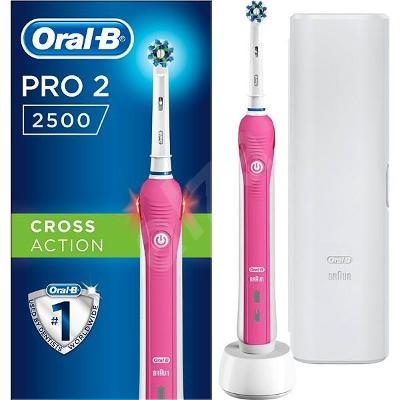 Elektrický zubní kartáček Oral-B PRO 2500