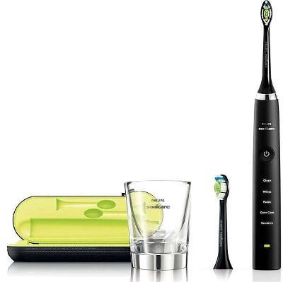 Elektrický zubní kartáček Philips Sonicare Black DiamondClean HX9352