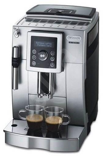 Nefunkční a pouze pro podnikatele: Automatický kávovar De'Longhi ECAM