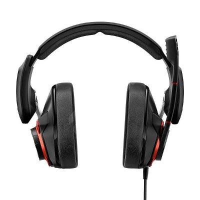 Nefunkční a pouze pro podnikatele: Herní sluchátka Sennheiser GSP 600