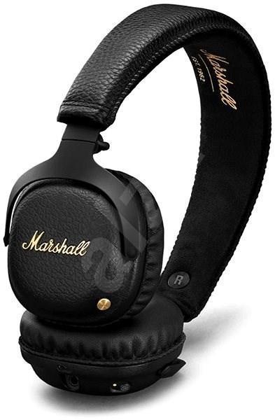 Nefunkční a pouze pro podnikatele: Sluchátka Marshall MID ANC BT