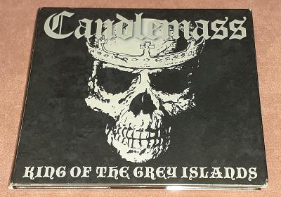 CD - Candlemass - King Of The Grey Islands (2007)