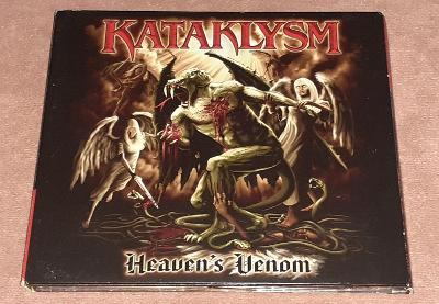 CD - Kataklysm - Heaven's Venom (2010) / (Stav-Mint)