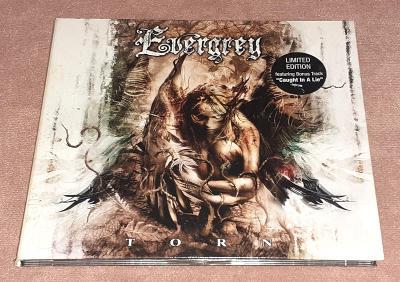 CD - Evergrey - Torn (2008)