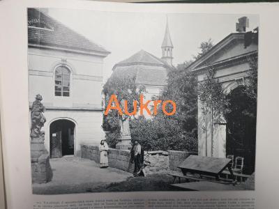 Valdštejn a Praha Rudolfinum 1898