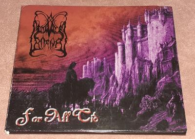 CD - Dimmu Borgir - For All Tid (1997) / (Stav-Mint)