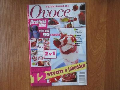Praktická žena - Ovoce - 90 receptů  ...  52 stran