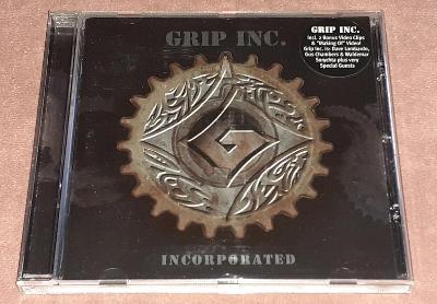 CD - Grip Inc. - Incorporated (2004) / (Stav-NM)
