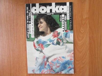 Dorka - ruční práce  ... 32 stran