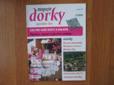 Dorka - Magazín Dorky  ... 44 stran
