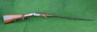 Krásná lovecká puška
